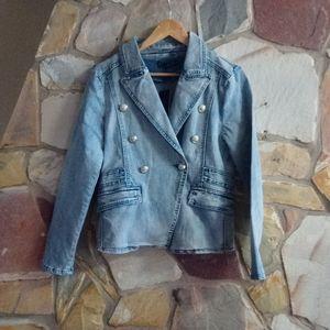 Country denim, Blue jacket size 8